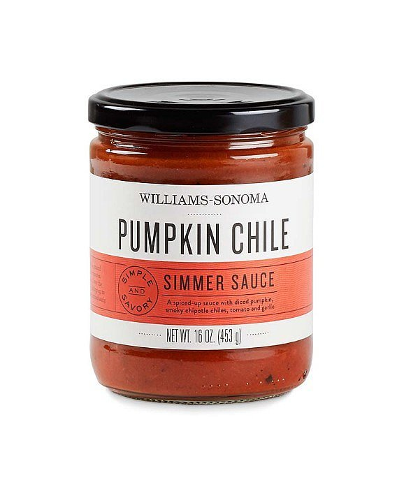 Williams-Sonoma Pumpkin Chile Simmer Sauce