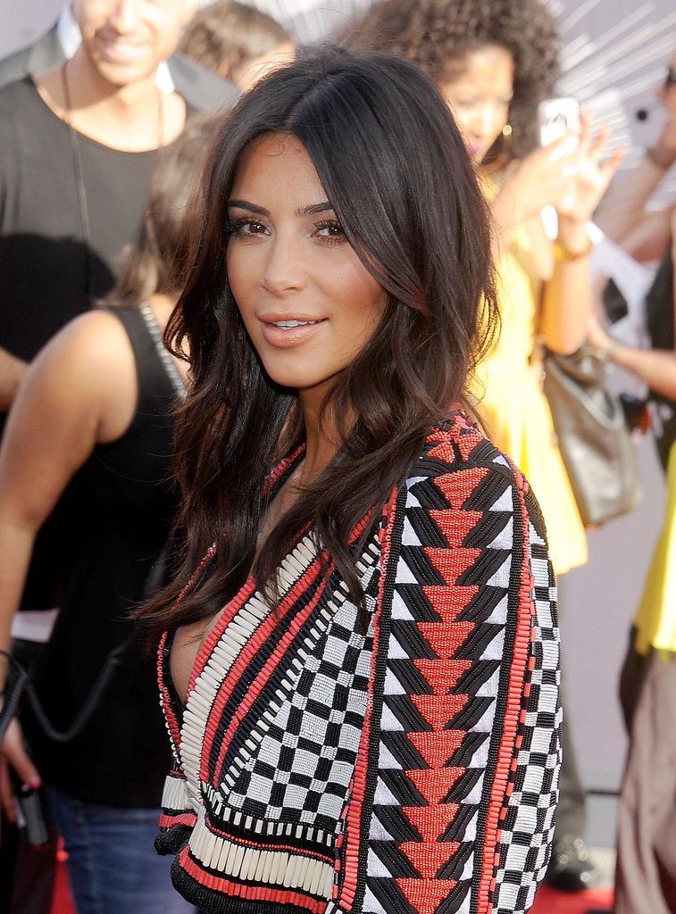 . . . Kim Kardashian!