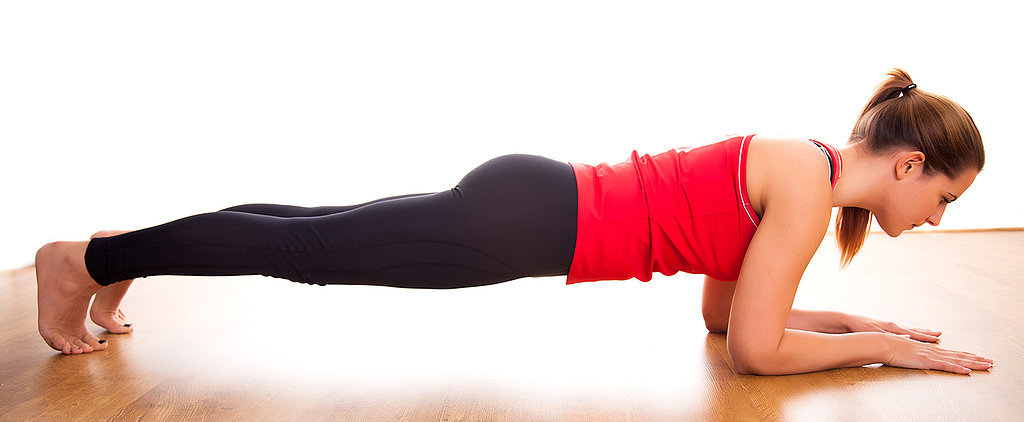 Strengthen and Sculpt Arms With Yoga Planks