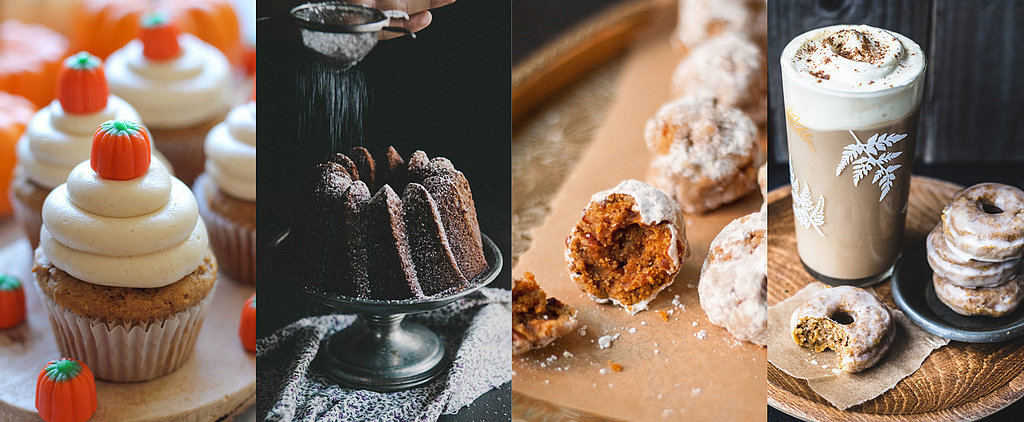 All Pumpkin Everything: 10 Dessert Recipes You'll Want to Devour