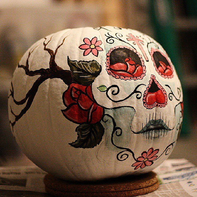 Decora Calabazas Sin Tallado Así Para Halloween