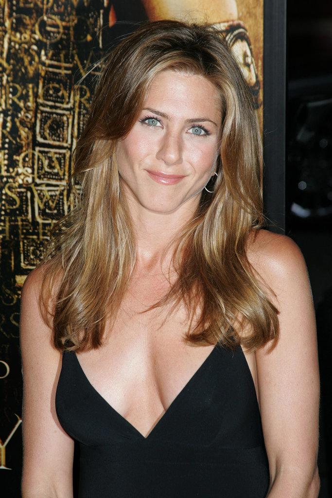 Jennifer Aniston — 2004