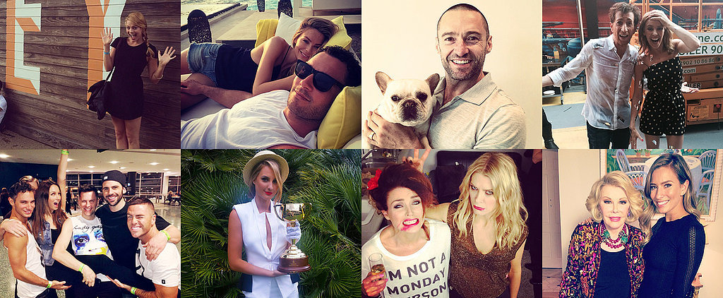 Funny Pairs and Pets Steal the Spotlight in This Week's Celebrity Candids