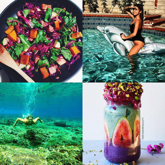 Health and Fitness Instagram Inspiration