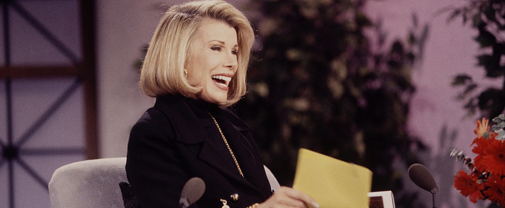 Joan Rivers Changed the Face of Comedy — and Herself . . . a Lot