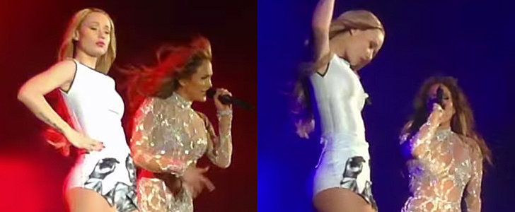 Did Iggy Azalea Intentionally Mess Up Her Lip-Syncing on Stage?