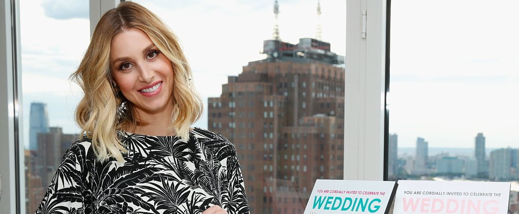 Whitney Port's Guide to Wedding Tech Etiquette