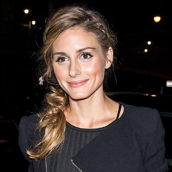 Olivia Palermo Braid New York Fashion Week