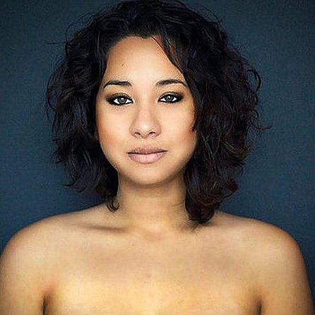 Biracial Beauty Photoshop Experiment
