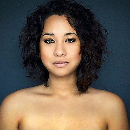 It Happened Again! 1 Biracial Woman, 18+ Photoshopped Faces of Beauty
