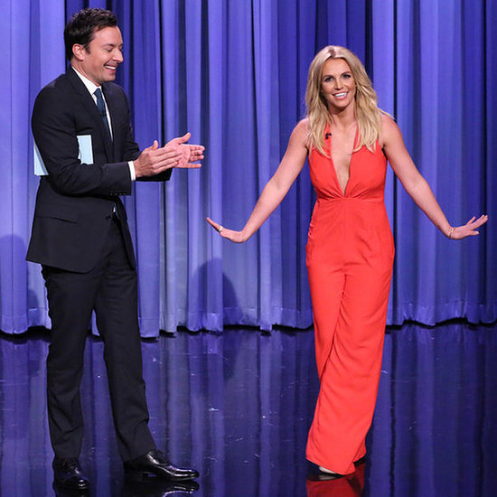Jimmy Fallon's Pros and Cons of Dating Britney Spears