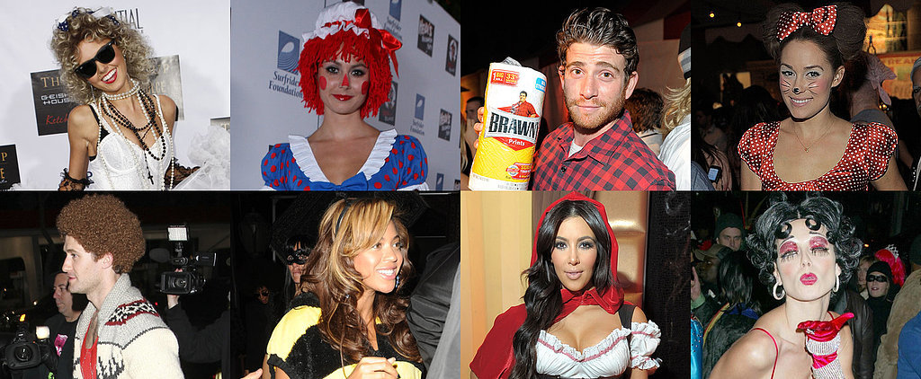 150+ Celebrity Halloween Costumes!