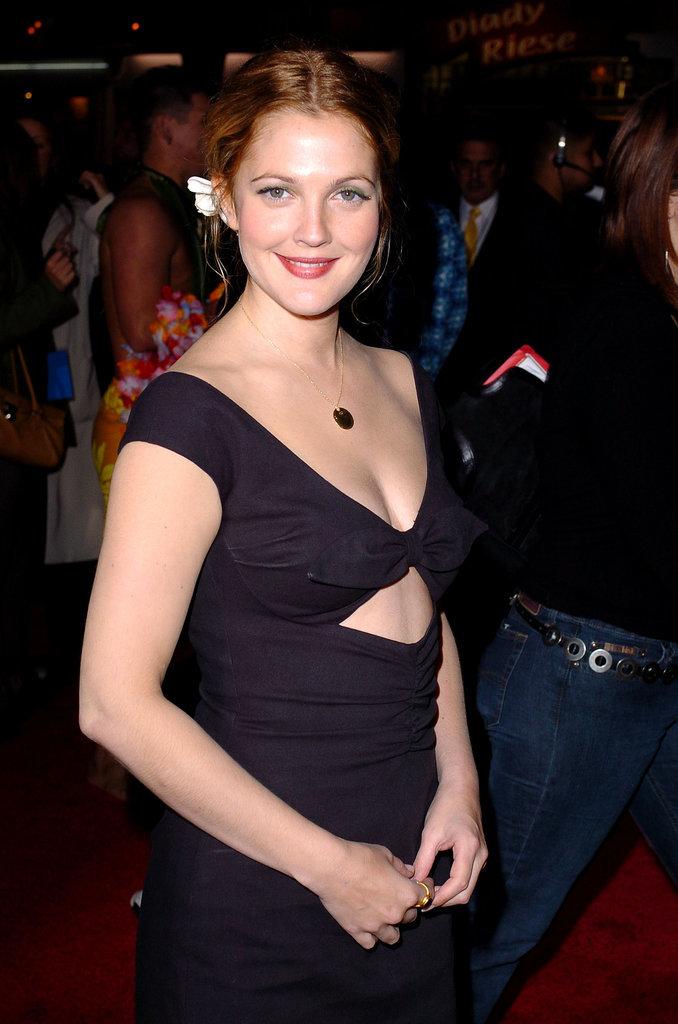 Drew Barrymore — 2004