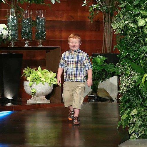 Apparently Kid Noah Ritter on The Ellen Show | Video