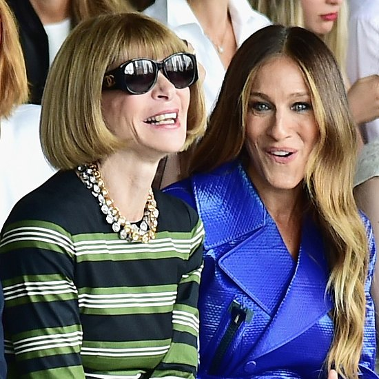 Celebrities at New York Fashion Week 2014