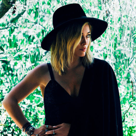 Hilary Duff Australian Interview New Music, Luca, Motherhood