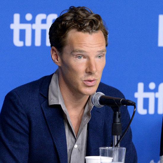 Benedict Cumberbatch Q&A at TIFF 2014 | Video