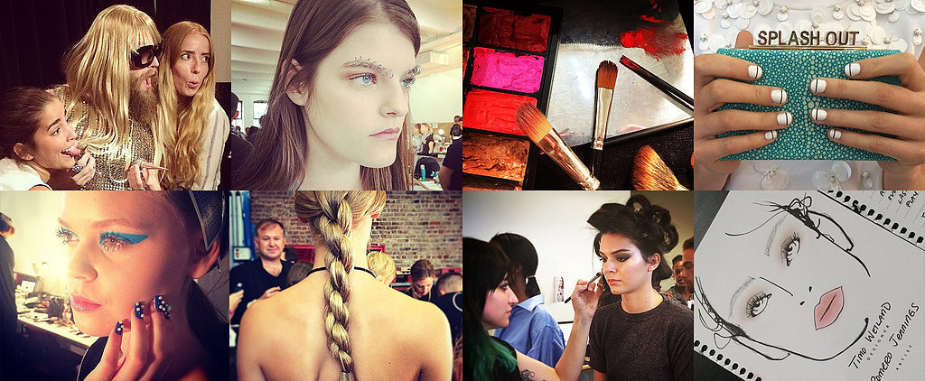 Your All-Access Pass to the Best Beauty Moments of #NYFW