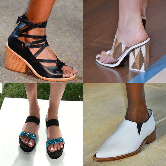 The Top 8 Shoe Trends For Spring 2015 (Updated!)