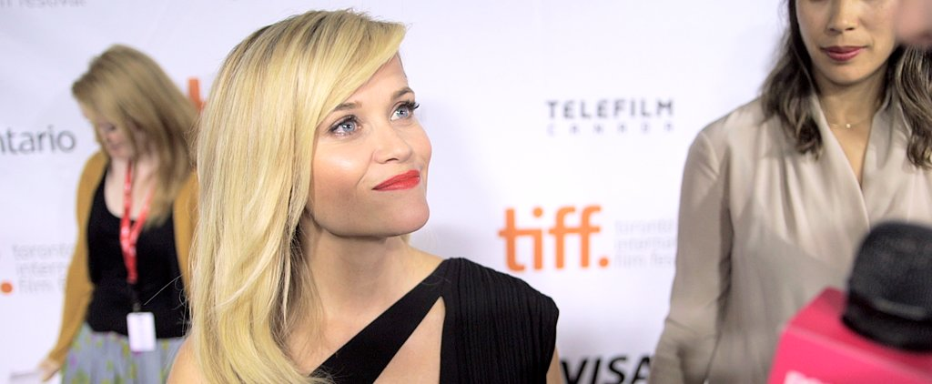 Reese Witherspoon Couldn't Help Bringing Wild Home to Her Husband