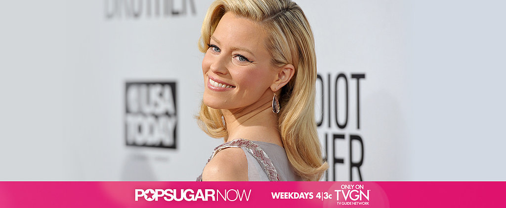 This Week on POPSUGAR Now: Elizabeth Banks, The Maze Runner Cast, and More