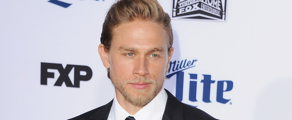 Charlie Hunnam and 18 Other Hot Guys Who Smell Amazing