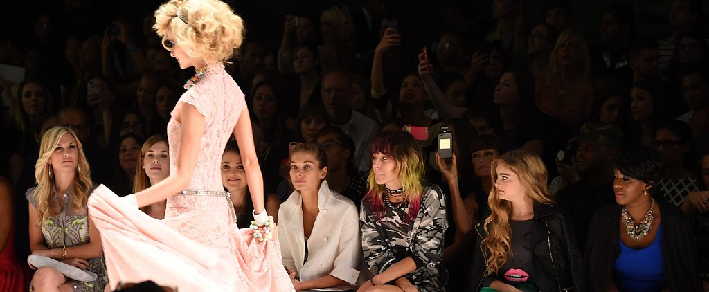 The Runway Is Like a Strip Club and Other Observations From a Fashion Week Virgin