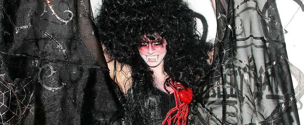 All of Heidi Klum's Outrageous Halloween Costumes