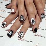 Evil Eye Nail Art Ideas