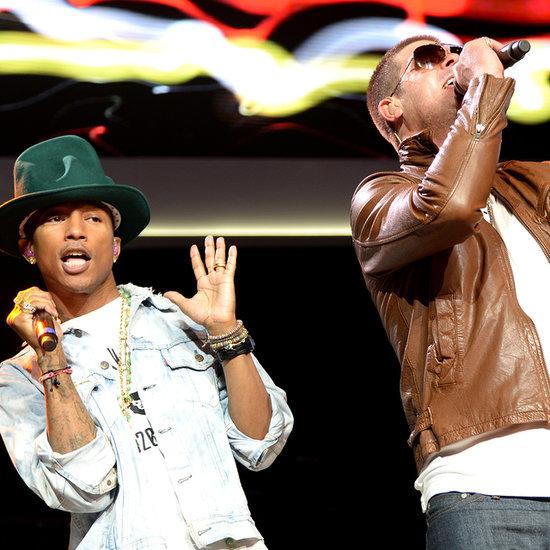 Robin Thicke and Pharrell Williams's Blurry Legal Drama