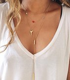 Fact: A Lariat Necklace Is Just What Your Jewelry Box Is Missing