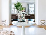 Inside the Most Elegant Ladylike Apartment