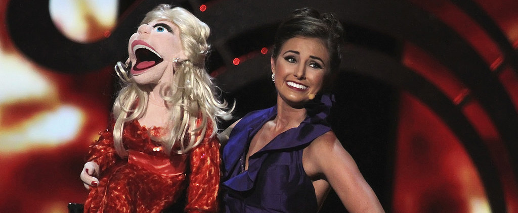 Miss Ohio's Crazy Ventriloquist Act Needs to Be Seen to Be Believed