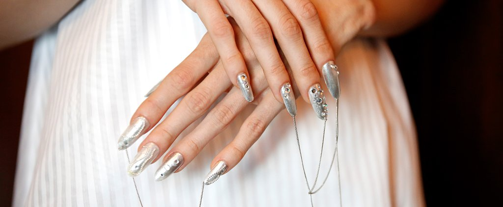 Claws Out! The Hautest Nails From Milan Fashion Week