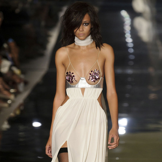 Tom Ford Spring 2015 London Fashion Week Show Pictures
