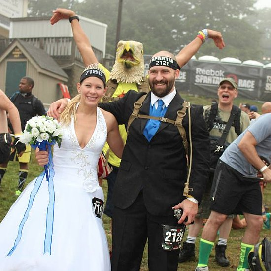 A Wedding of Spartan Warrior Proportions