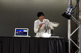 Joanne Chang Brings the Sweet Science of Sugar to Harvard