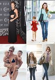 10 Hollywood Home Births