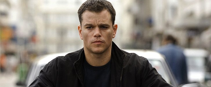 11 Reasons Why Matt Damon Should Be Bourne Again