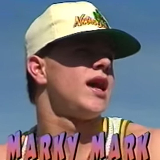 Here's Mark Wahlberg Explaining His Marky Mark Vision in 1991
