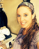 "Jill Duggar Misses ""Hubby"" Derick Dillard While Folding Laundry: Picture"