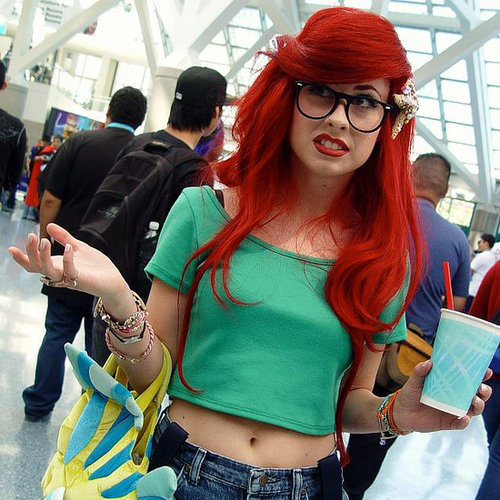 Ariel Costume Ideas For Adults