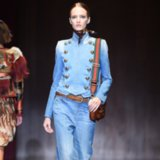 défilé gucci fashion week de milan