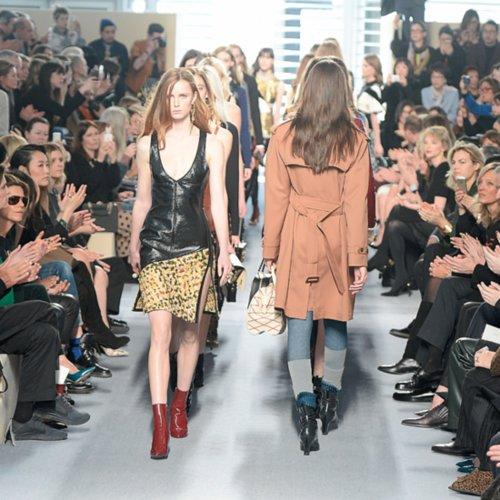 Paris Fashion Week Schedule Spring 2015