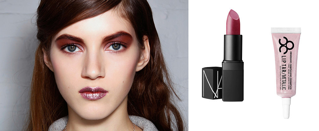 You Need to Try Metallic Lipstick For Your Next Night Out