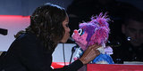Grover And Abby Cadabby From 'Sesame Street' Really Love Michelle Obama's Hugs