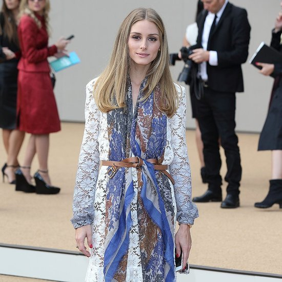 Olivia Palermo at Fashion Week Outfits Spring 2015
