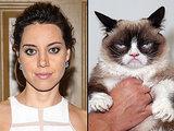 Aubrey Plaza to Voice Grumpy Cat in Lifetime's <em>Grumpy Cat's Worst Christmas Ever</em>