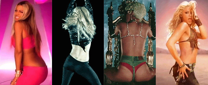 All About That Booty: 28 of the Best Music Video Butt Moments