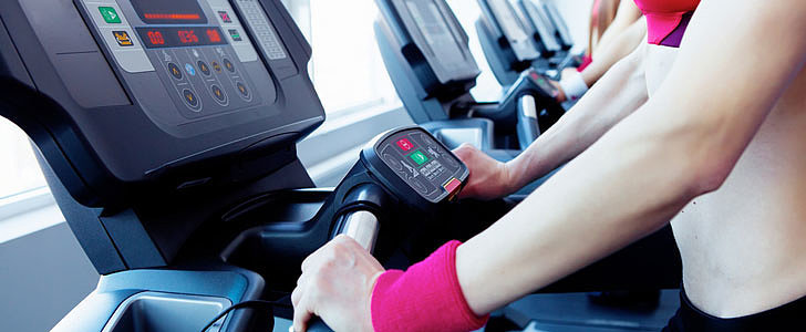 The 25-Minute Treadmill Workout That Kicks Celebs Into Shape